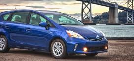 Toyota Prius v Hybrid Compact Wagon
