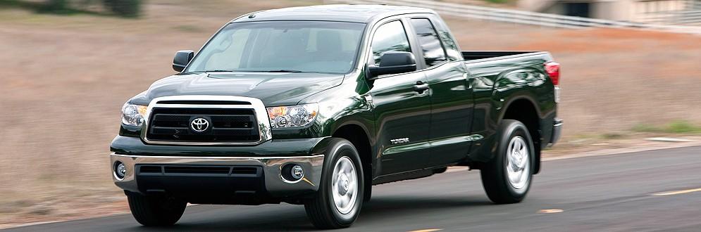Toyota Tundra 4WD Full-Size Pickup Truck