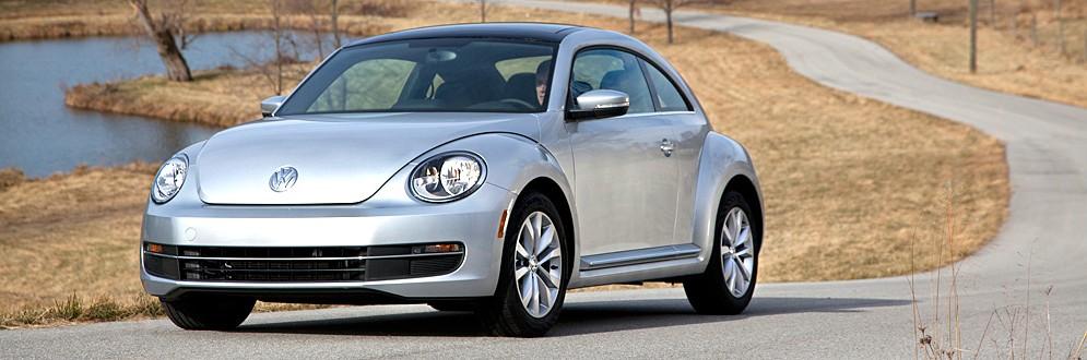 Volkswagen Beetle Compact Coupe