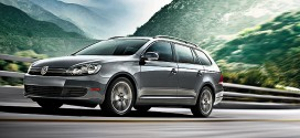Volkswagen Jetta SportWagen Compact Wagon