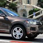 2013 Volkswagen Touareg SUV