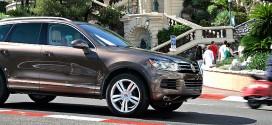 Volkswagen Touareg Mid-Size SUV