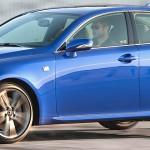 2013 Lexus IS 350 F Sport compact luxury sedan