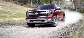 2014 Chevrolet Silverado and GMC Sierra Full-Size Pickup Trucks