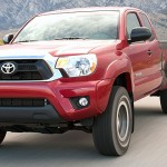2013 Toyota Tacoma pick up truck
