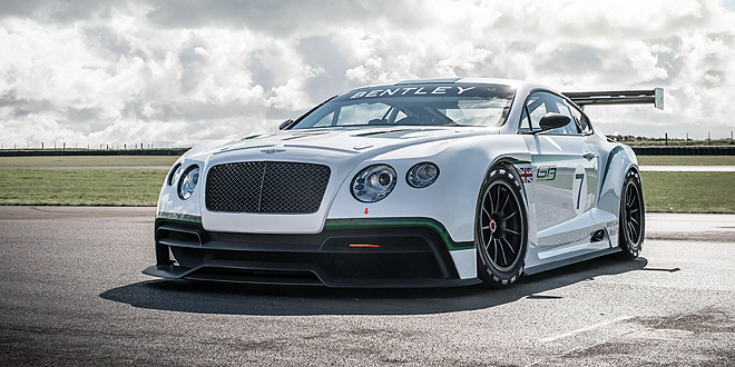 GT3 Concept Racer to appear on Autosport Stage in January