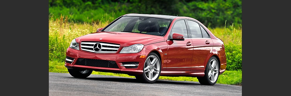 Mercedes-Benz C-Class Luxury Compact Sedan
