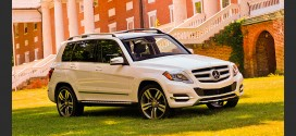 Mercedes-Benz GLK-Class Luxury Compact SUV