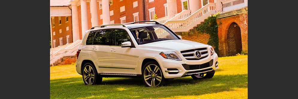 Mercedes-Benz GLK-Class Luxury Compact SUV