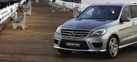 Mercedes-Benz M-Class Luxury Mid-Size SUV