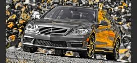 Mercedes-Benz S-Class Luxury Full-Size Sedan