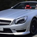 2012 Mercedes-Benz SL Class