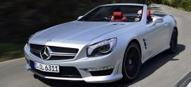 Mercedes-Benz SL-Class Luxury Convertible