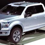 Ford Atlas Concept 2013 NAIAS