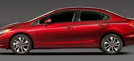 Honda Civic Sedan Mid-Size