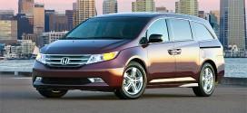 2013 Honda Odyssey Minivan
