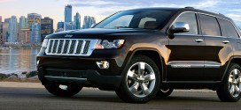 Jeep Grand Cherokee Mid-Size SUV