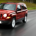 2013 Jeep Patriot compact SUV