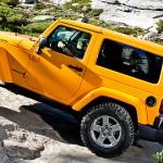2013 Jeep Wrangler compact SUV