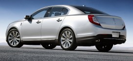 Lincoln MKS Luxury Full-Size Sedan
