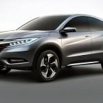 Honda Urban SUV concept vehicle at the 2013 Detroit Auto Show