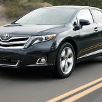 2013 Toyota Venza mid-size wagon