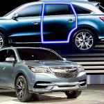 2014 Acura MDX Prototype 2013 North American International Auto Show