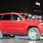 2014 Jeep Grand Cherokee introduction