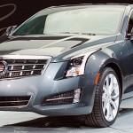 2013 Cadillac ATS North American Car of The Year
