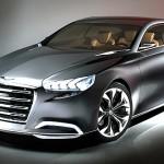 Hyundai HDC 14 Genesis concept