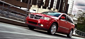 2013 Dodge Journey Mid-Size Crossover SUV