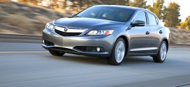 2013 Acura ILX Compact Luxury Sedan