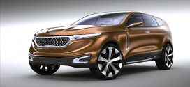 Kia Cross GT Concept CUV Unveiled