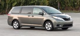 2013 Toyota Sienna Minivan