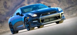 """2014 Nissan GT-R Adds New """"Track Edition"""" to U.S. Lineup"""