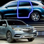 2014 Acura MDX luxury SUV