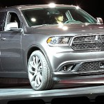 2014 Dodge Durango 2013 New York Auto Show