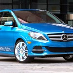 2014 Mercedes-Benz B-Class Electric Drive New York International Auto Show