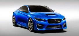 Subaru WRX Concept Debuts