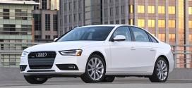 2013 Audi A4 Compact Luxury Sedan