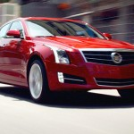 2013 Cadillac ATS Compact Luxury Sedan