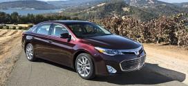 2013 Toyota Avalon Full-Size Luxury Sedan
